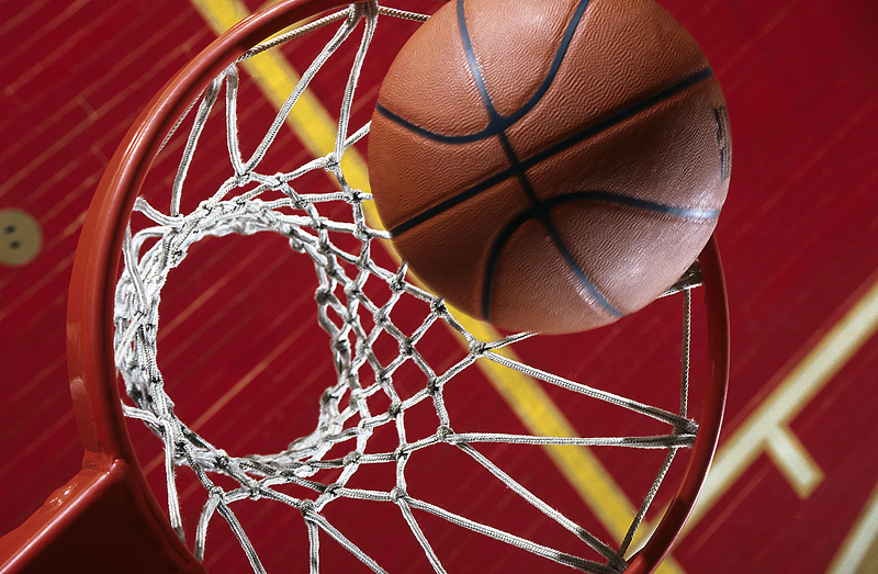 Special Olympics Basketball Tournament In Pierre
