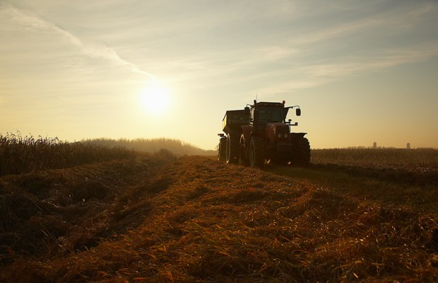 Above-Normal Temps Accelerating Spring Planting