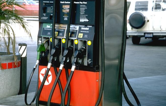 State Vehicles To Begin Using Ethanol Blended Gasoline