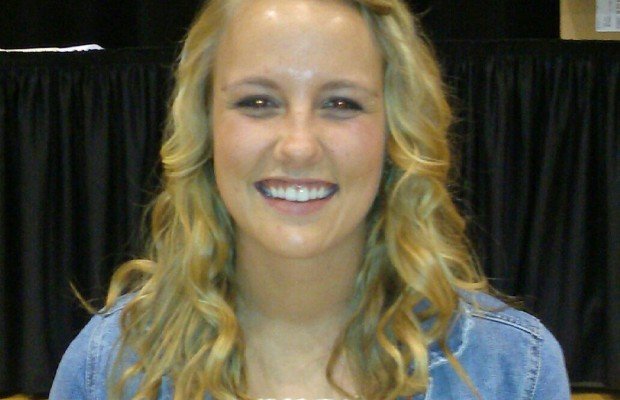 Megan Farnham wins KMIT Student-Athlete Award