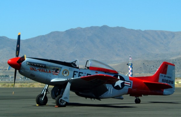 Historic Aircraft In Mitchell Through Wednesday