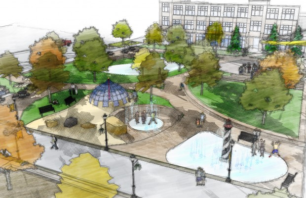 Mitchell Streetscape Project Unveiled