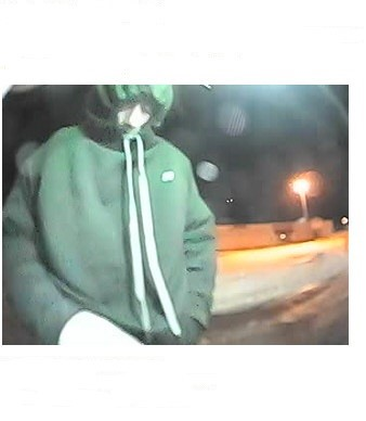 Mitchell Police Asking For Public's Help In Identifying Suspect